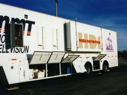 [High definition remote truck exterior.]